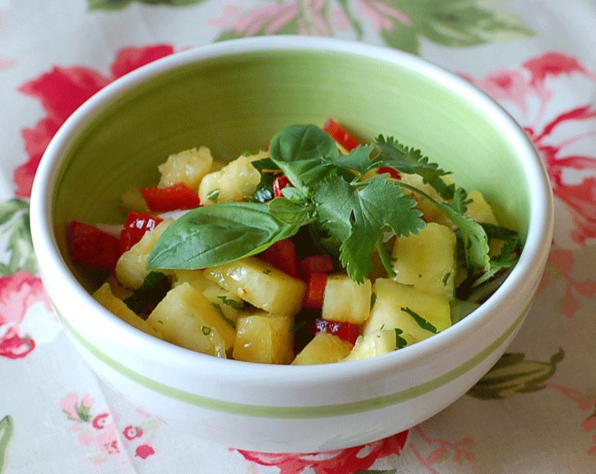 salsa-ananas