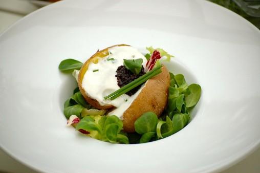 patata caviale